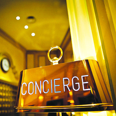 Vers la régulation de la profession de concierge