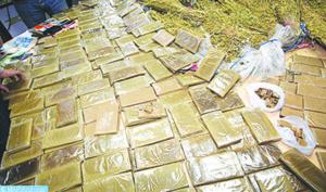 Nouvelle saisie record de stupéfiants au Port Tanger-Med