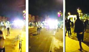 Actes de sabotage et de vandalisme à Lâayoune