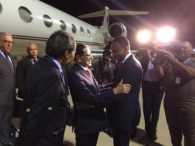 Cérémonie d'investiture du nouveau Président mauritanien