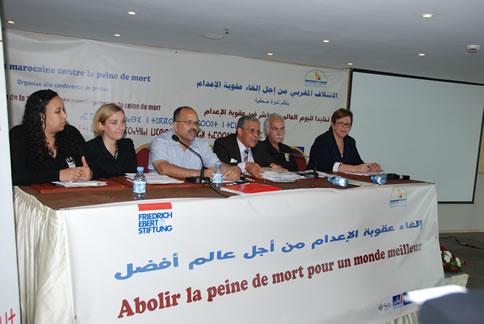 La coalition marocaine contre la peine de mort salue la décision de SM le Roi