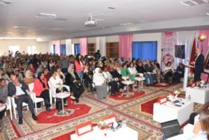 Un forum international au nom de Khnata Bennouna