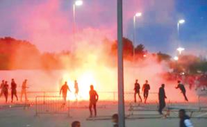 Vandalisme dans les stades... l'autre face du malaise social
