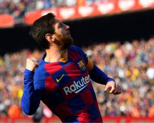Messi étrille Eibar  et le Barça se revigore avant Naples