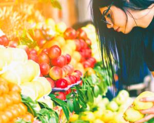 Les aliments « bio » font de plus en plus d'adeptes