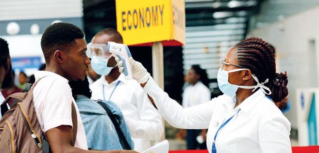 La pandémie Covid-19 mobilise le continent