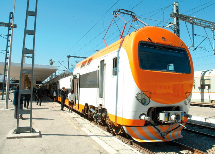 L'ONCF annonce l'arrêt de ses trains
