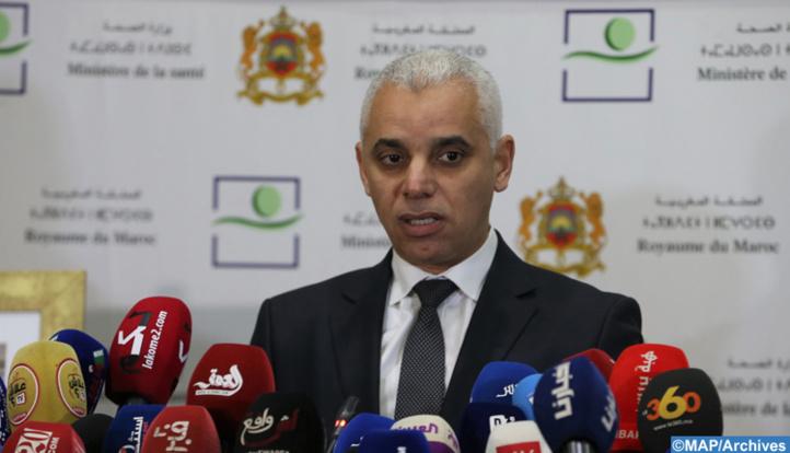 Khalid Aït Taleb, ministre marocain de la santé