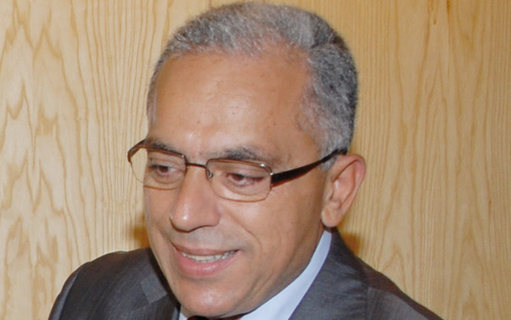 Abdellatif Maazouz, le Président de l'AEI