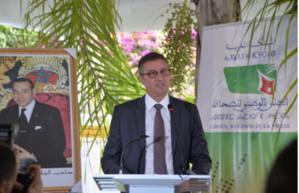Younes Moujahid, président du CNP