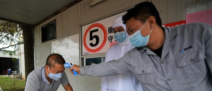 En pleine crise du coronavirus, un chinois meurt du Hantavirus