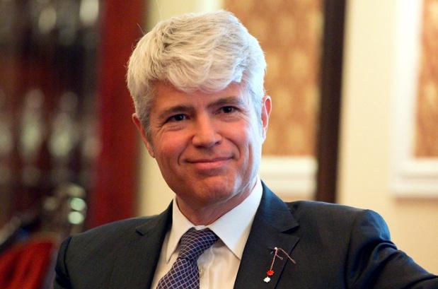 Guillaume Scheurer, ambassadeur de la Suisse au Maroc