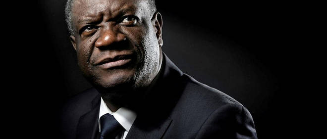 Le prix Nobel de la paix, Denis Mukwege