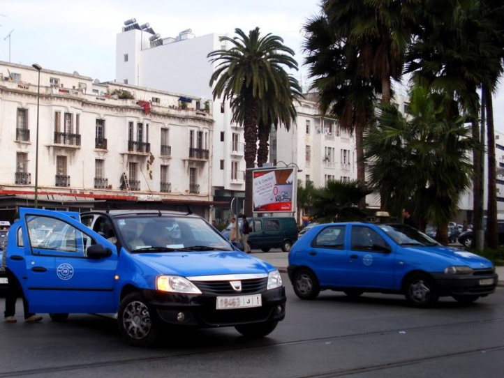L'angoisse des taxis de Rabat
