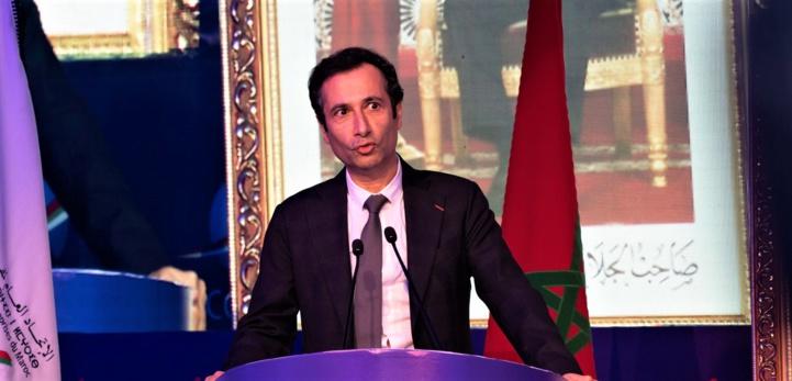 Mohamed Benchaâboun, ministre de l'Economie, des Finances et de la Réforme de l'administration