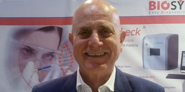 Thomas Lamy, DG Cofondateur de BIOSYNEX