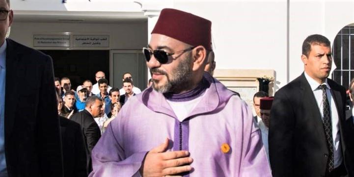 5.654 détenus graciés par SM le Roi Mohammed VI