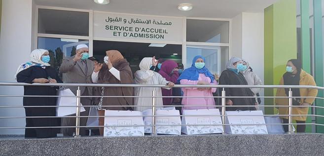 La guérison de patients atteints du Covid 19 jette un baume dans le coeur de tous les Marocains.