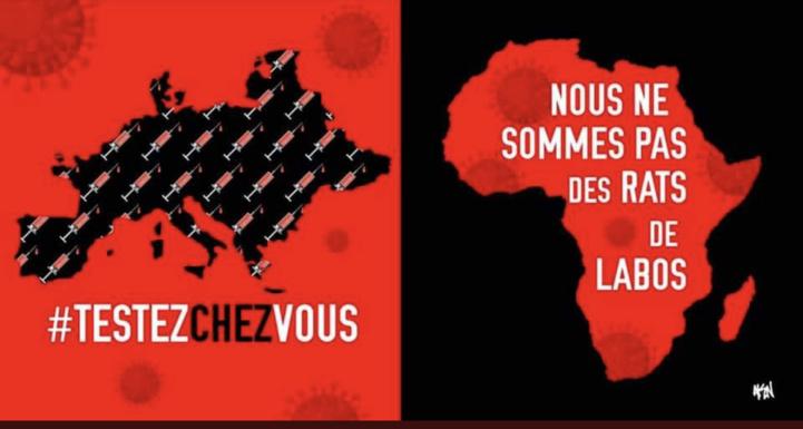 L'Opinion : L'Afrique vaccinée contre les imbéciles
