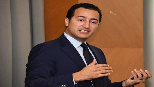 Othman El Ferdaous, nouveau ministre de la Culture, de la Jeunesse et des Sports.