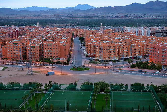 Marrakech à l'ère du coronavirus