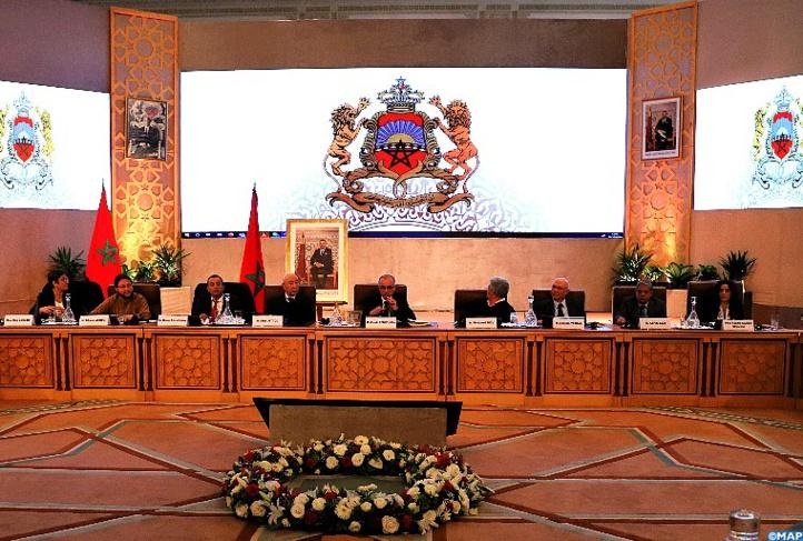 Première réunion de la CSMD il y a  trois mois à Rabat