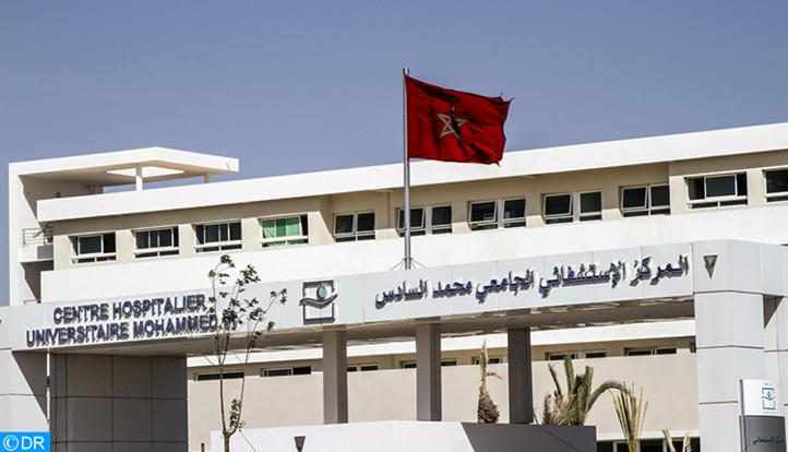 Oujda: Accouchement réussi d'une femme atteinte du Covid-19