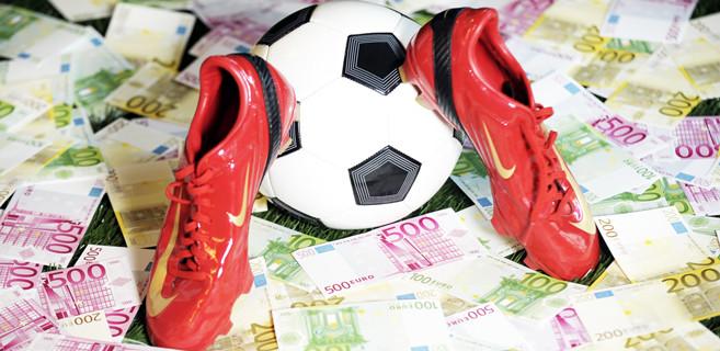 Vers l'éclatement de la bulle dans le foot-business ?