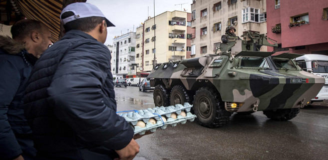 Les Marocains fortement inquiets