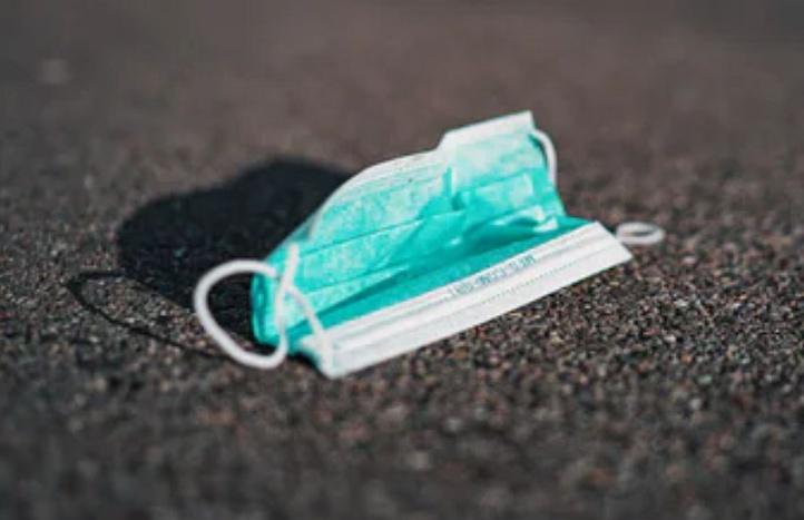 Campagne de sensibilisation sur l'élimination saine des masques de protection