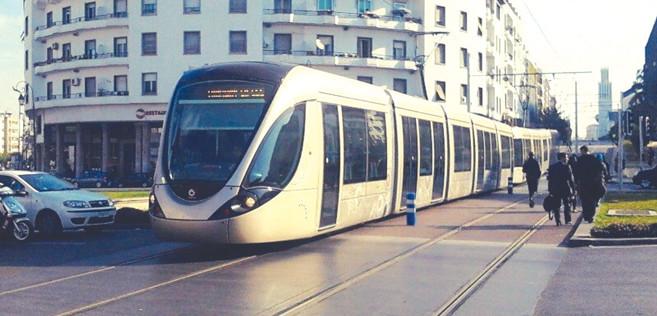 Tramway : Nouvelles fréquences de passage pendant Ramadan