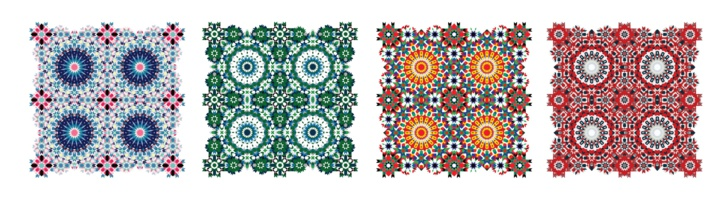 Zandalas (Mandala de Zellige)