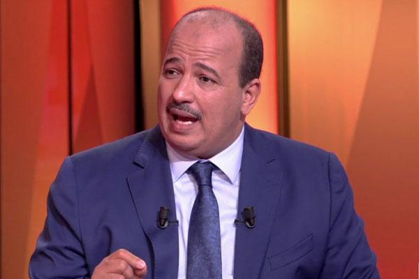 Enâam Mayara, secrétaire général de l'Union générale des travailleurs du Maroc (UGTM)