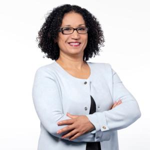 Latifa Aït-Baala, députée bruxelloise Vice-présidente des Femmes MR