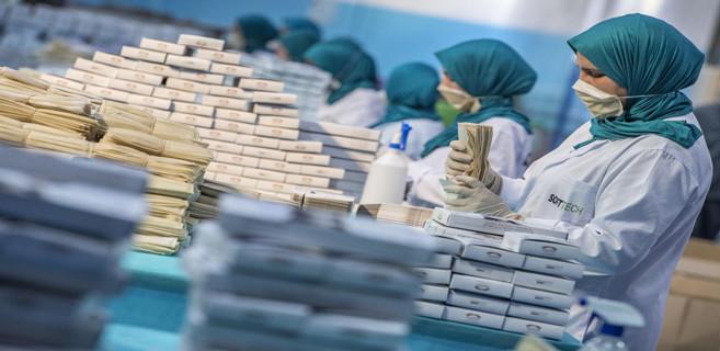 Masques de protection: Le Maroc rejoint la course mondiale aux exportations