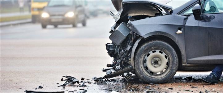 Avec le confinement, le nombre d'accidents en ville baisse de 76,49%