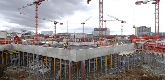 Relance de l'Industrie de la construction, 1 millions d'emlpois qu'il faut sauver