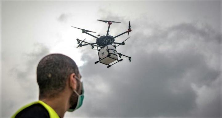 Invasion de drones dans le ciel marocain