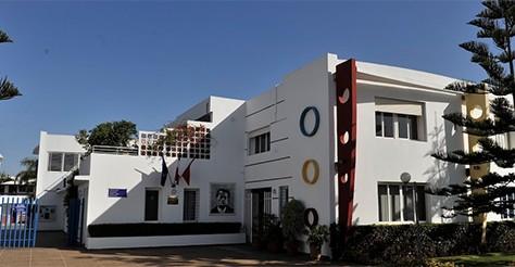 Lycée français international André Malraux de Rabat relevant de l'OSUI