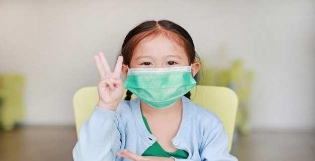 Masques pour enfants : Quand est-ce qu'on en parle ?