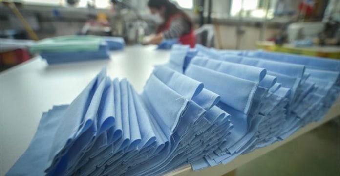 Usine de la Gendarmerie Royale : 17 millions de masques fabriqués depuis février