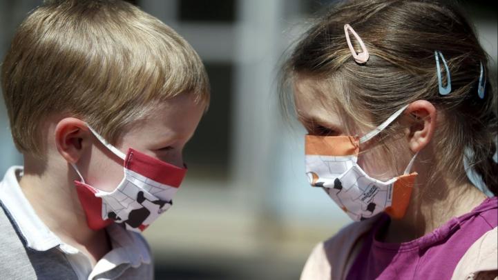 Les troubles digestifs pourraient être un symptôme précoce de la pandémie chez les enfants