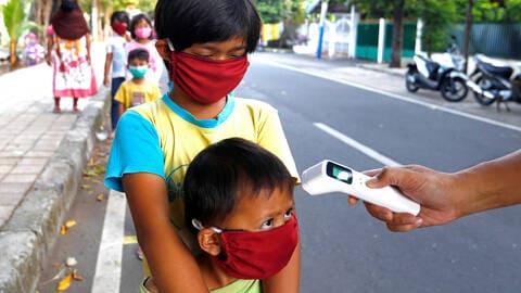 Kawasaki & Covid-19 chez l'enfant : L'OMS demande une mobilisation mondiale