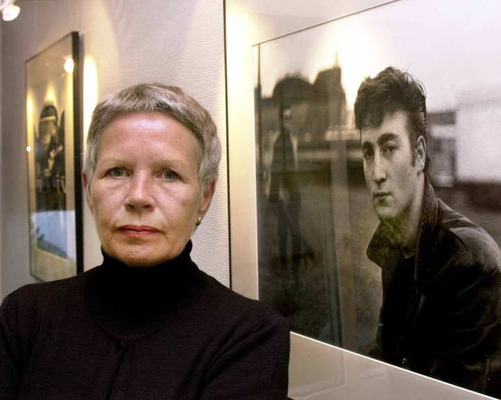 Astrid Kirchherr, la photographe des Beatles n'est plus