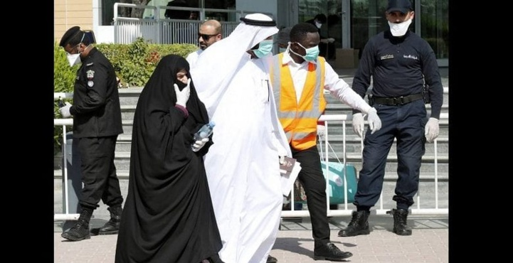 Qatar: trois ans de prison pour défaut de port du masque