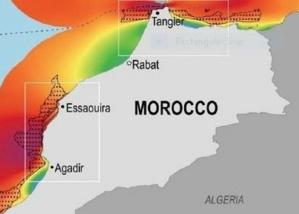 Le Maroc dispose d'un potentiel éolien offshore important proche des centres de population.