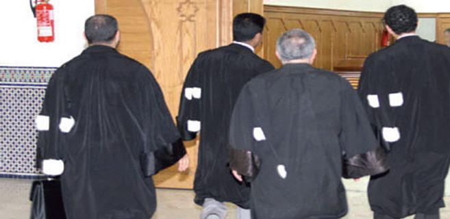 Coronavirus : Les « robes noires » subissent la crise