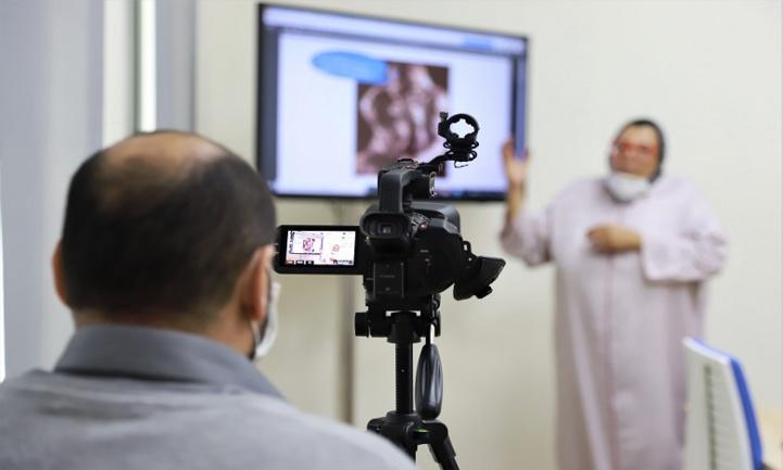 Inauguration de la première plate-forme virtuelle de santé au Maroc