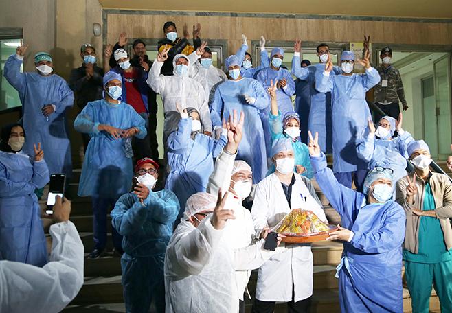 Couscous national de solidarité au profit du corps médical