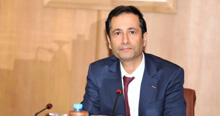 Mohamed Benchaaboun, ministre de l'Économie, des Finances et de la Réforme de l'administration.